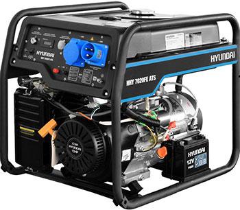 Электрический генератор и электростанция Hyundai HHY 7020FE ATS