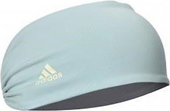 цена на Повязка на голову Adidas ADYG-30221MNFB 2 цвета (синий и гол.)