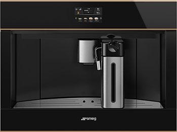 Встраиваемое кофейное оборудование Smeg CMS4604NR smeg lqr 100 f 2