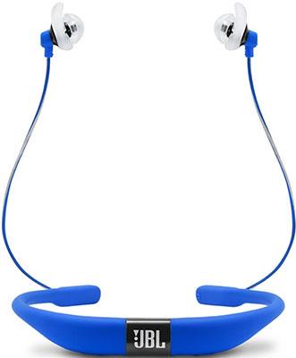 Наушники беспроводные JBL Synchros Reflect FIT Sport синие JBLREFFITBLU