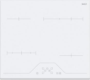 Встраиваемая электрическая варочная панель Jacky`s JH MW67 цена и фото