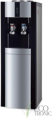 Кулер для воды Ecotronic Экочип V21-LE black-silver