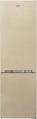 лучшая цена Двухкамерный холодильник Vestfrost VF 384 EB