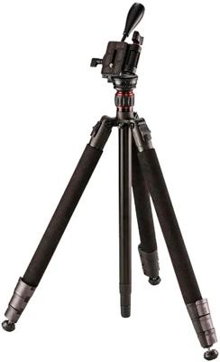 Трипод напольный Hama Profi Duo 170 3D черный фото