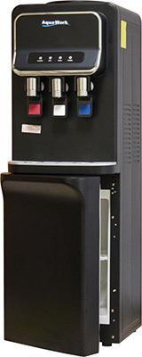 Кулер для воды Aqua Work YLR1-5-V93W (черный) кулер для воды aqua work ylr1 5 v90 серебристый черный