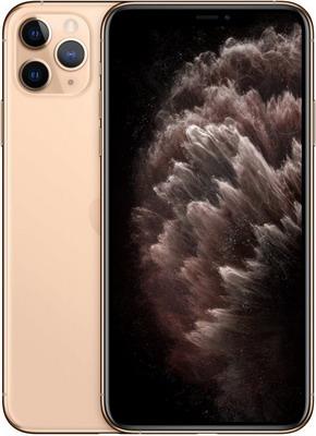 Смартфон Apple iPhone 11 Pro 256GB Gold (MWC92RU/A) цена и фото