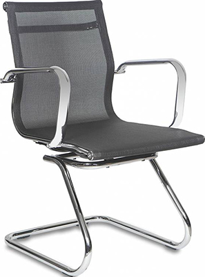 Фото - Кресло Бюрократ CH-993-LOW-V/M01 черный кресло бюрократ ch 993 low v ivory