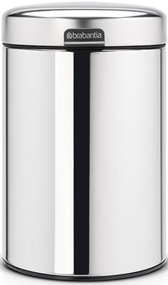 цена на Мусорный бак настенный Brabantia newIcon (3 л) 115547