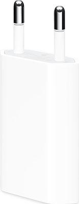 Адаптер питания Apple 5W USB POWER ADAPTER (EU) для iPhone iPod MD813ZM/A все цены