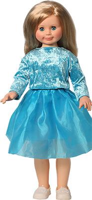 Кукла Весна Милана модница 1 со звуковым устройством 70см. В3720/о цена
