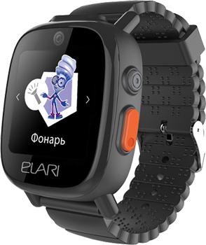 цена на Часы-телефон Elari Fixitime 3 черные ELFT3BLKRUS