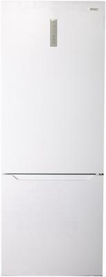 Двухкамерный холодильник Zarget ZRB 527 NFW цена и фото