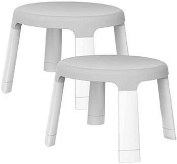 Табуреты Oribel Страна чудес (2 шт в упаковке) CY303-90010-INT пластиковая мебель oribel табуреты для детей страна чудес