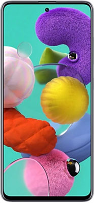 Смартфон Samsung Galaxy A51 64GB SM-A515F черный