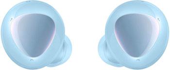 Фото - Беспроводные наушники Samsung GalaxyBuds+ голубые SM-R175NZBASER беспроводные наушники samsung galaxy buds live красные sm r180nzraser