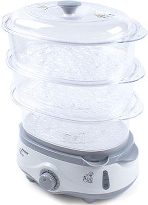 Пароварка Endever Vita-170 цвет белый/серый платье oodji ultra цвет красный белый 14001071 13 46148 4512s размер xs 42 170