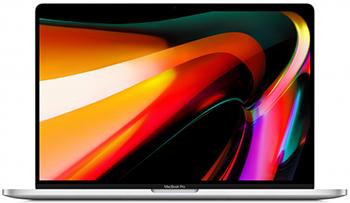 Ноутбук Apple MacBook Pro 16 with Retina display and Touch Bar Late 2019 (MVVM2RU/A) серебристый