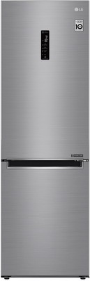 Двухкамерный холодильник LG GA-B 459 MMQZ двухкамерный холодильник lg ga b 459 sqcl белый