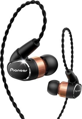 Вставные наушники Pioneer SE-CH9T-K цена 2017