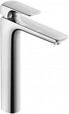 Фото - Смеситель для ванной комнаты Kludi AMEO для раковины-чаши 412980575 смеситель для ванной комнаты kludi ameo для ванны и душа 414450575