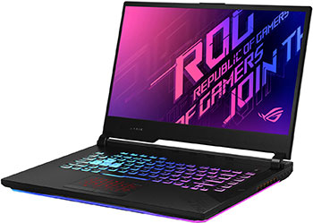 Ноутбук ASUS ROG Strix G15 G512LU-HN131T (90NR0351-M04160) Original Black ноутбук asus rog strix g15 g512lv hn248t 90nr04d3 m04570 electro punk