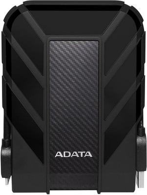 Фото - Внешний жесткий диск (HDD) A-DATA AHD710P-4TU31-CBK BLACK USB3.1 4TB EXT. 2.5'' внешний ssd жесткий диск a data ase760 256gu32g2 cti titanium usb c 256gb ext