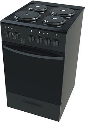 Электроплита ЗВИ 317 B черная