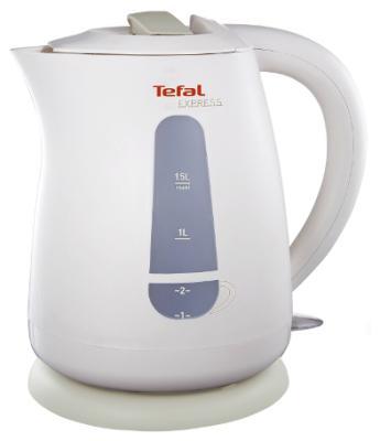 лучшая цена Чайник электрический Tefal KO 2991 Express Plastic