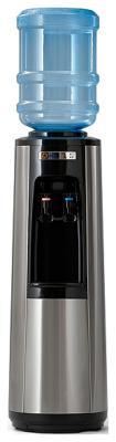 Кулер для воды AEL LC-AEL-66-L black напольный кулер a e l lc ael 17c gold