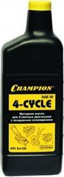 Масло Champion SAE 30 (0 6л) ушат лесодар без вставки 6л