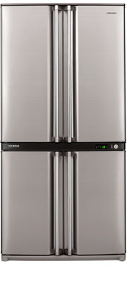 Многокамерный холодильник Sharp SJ-F 95 STSL