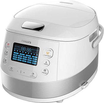 Мультиварка Philips HD 4731/03 мультиварка philips hd3136 03 белый 980вт 4л пластик