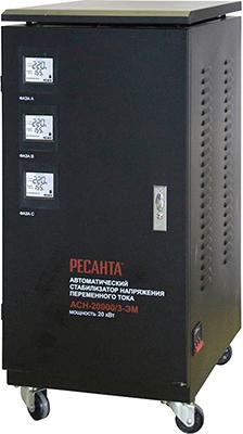 Стабилизатор напряжения Ресанта АСН - 20 000/3