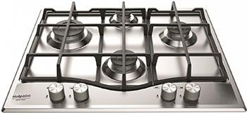 Встраиваемая газовая варочная панель Hotpoint-Ariston 641 PCN IX/HA RU газовая плита hotpoint ariston hs5g1pmw ru