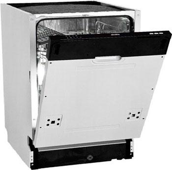 Полновстраиваемая посудомоечная машина De'Longhi DDW 06 F Lamethysta посудомоечная машина daewoo ddw m0911 белый