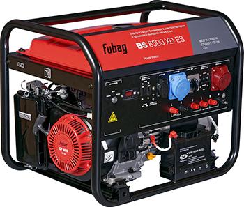 Электростанция FUBAG BS 8500 XD ES 838255 цифровая инверторная электростанция fubag bs 1000i