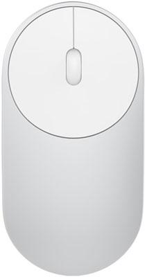 Фото - Мышь беспроводная Xiaomi Mi Portable Mouse (Silver) HLK 4007 GL mi portable mouse silver
