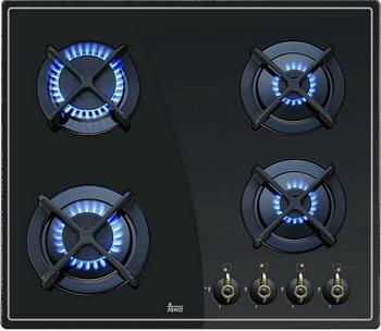 Встраиваемая газовая варочная панель Teka ER 60 4G AI AL CI ANTHR GREY