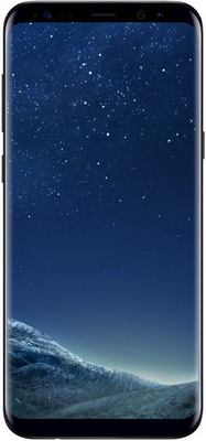 Смартфон Samsung Galaxy S8 Plus 128Gb (SM-G955) черный цена 2017