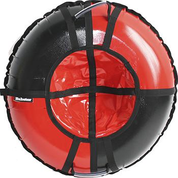 Тюбинг Hubster Sport Pro красный-черный (105см) во4814-2 тюбинг sport elite стандарт 75cm bcc 2
