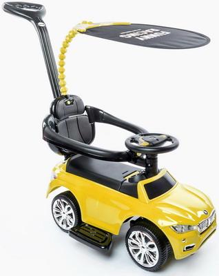 Автомобиль-каталка Happy Baby JEEPSY YELLOW 50010