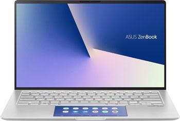 Ноутбук ASUS Zenbook UX434FAC-A5343R (90NB0MQ6-M08010) silver