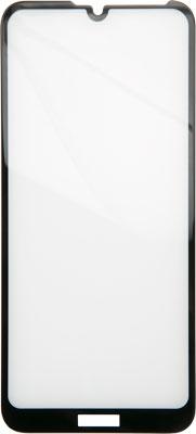 Защитное стекло Red Line Huawei Y6 2019/Y6s 2019 Full Screen (3D) tempered glass FULL GLUE черный