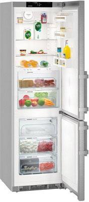 Двухкамерный холодильник Liebherr CBNef 4835-21