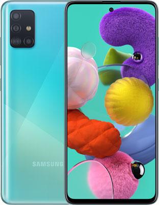Смартфон Samsung Galaxy A51 SM-A515F 64Gb синий