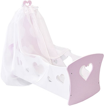 Люлька Paremo серии ''Любимая кукла'' цвет Элис/Мия кроватки для кукол paremo с бельевым ящиком любимая кукла