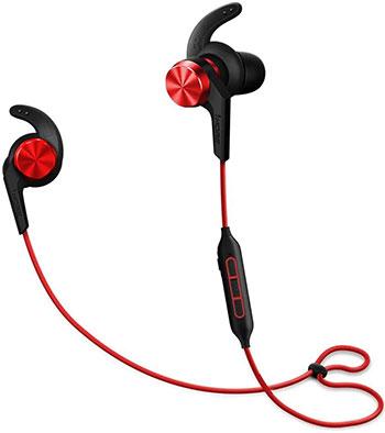 Фото - Наушники беспроводные 1More iBfree Sport Bluetooth In-Ear Headphones Red (E1018BT-Red) red april