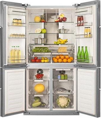 Многокамерный холодильник Vestfrost VF 910 X цена и фото