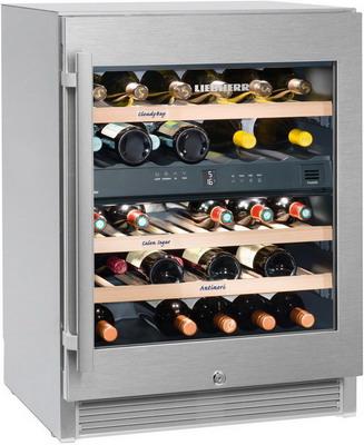 Винный шкаф Liebherr WTes 1672-21 цена и фото
