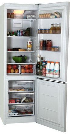 лучшая цена Двухкамерный холодильник Indesit DF 5200 W